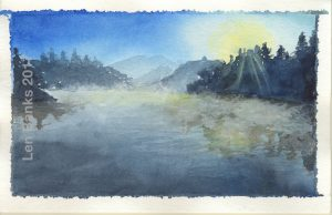 Hume Lake Mist - SOLD