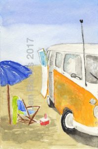 Beach Van - SOLD