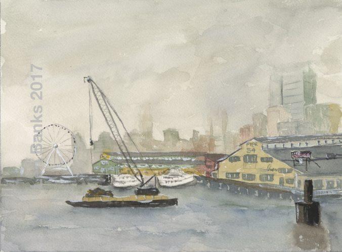 Seattle Pier 54
