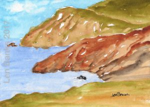 Grey Whale Cove - SOLD