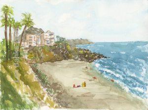 Playa La Misión