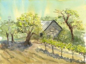 Coppola Barn