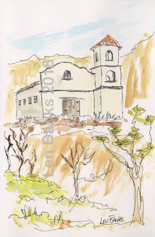 The Chapel at Door Of Faith