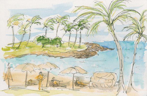 Aulani Lagoon