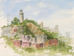 COIT Tower - SOLD